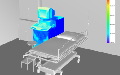 Photopia software used for UVC Desinfection Systems