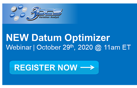 Webinar: NEW Datum Optimizer