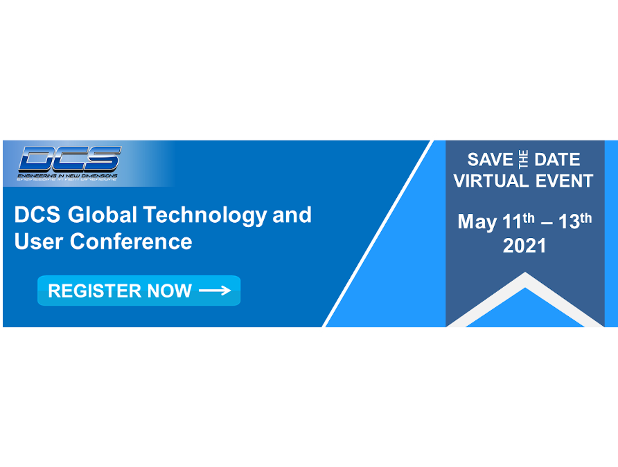 VIRTUAL – DCS 2021 Global Technology and User Conference